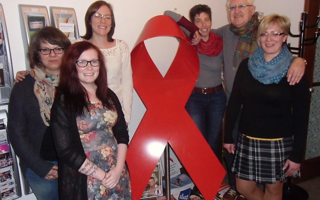 Vorstand der AIDS-Hilfe Paderborn
