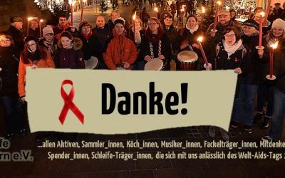 Sammelaktion am Nikolaustag 2014