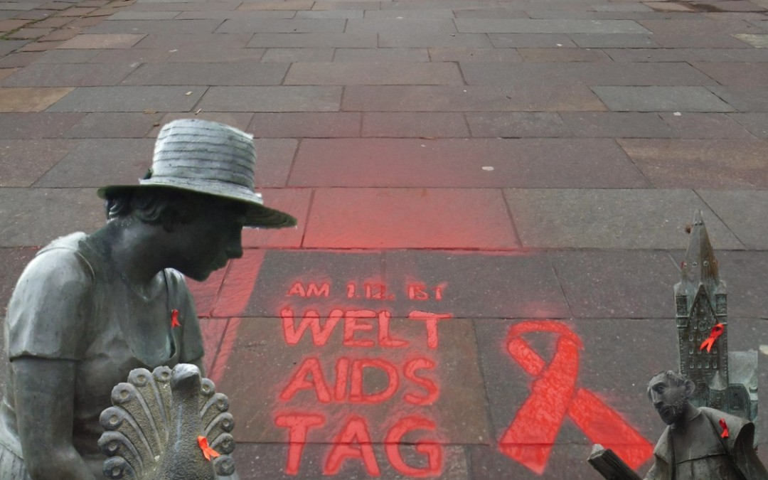Welt-Aids-Tag 2015