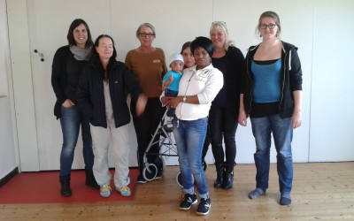 Ariadne-Treffen in Westfalen zum Thema Selbstbehauptung